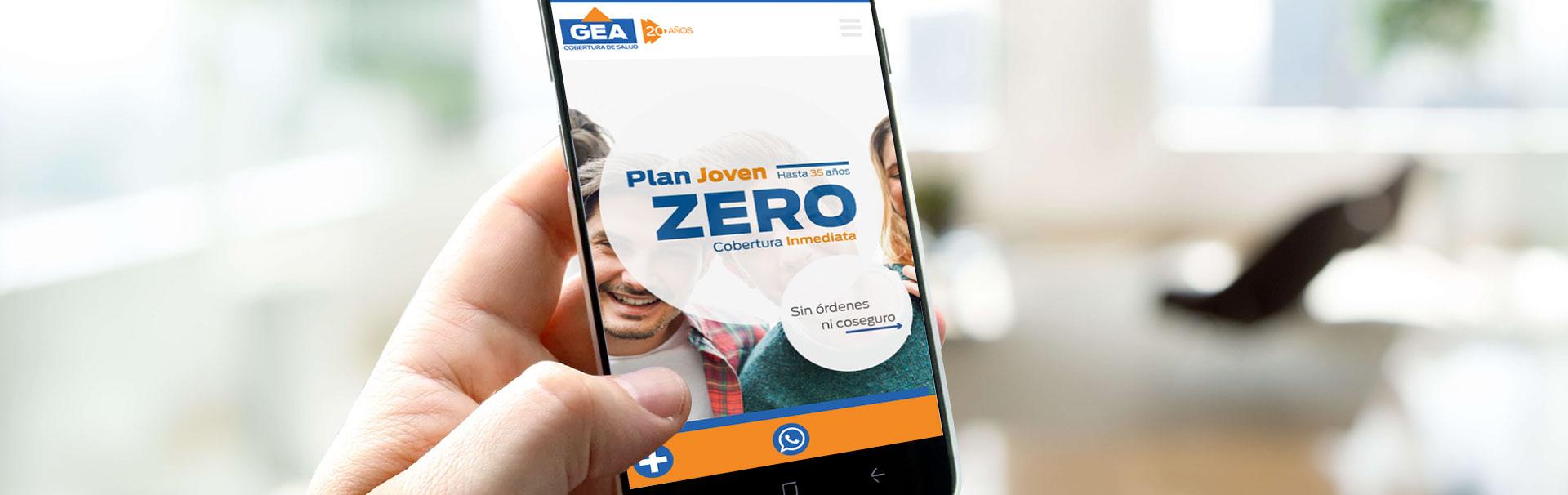 GEA Plan Zero
