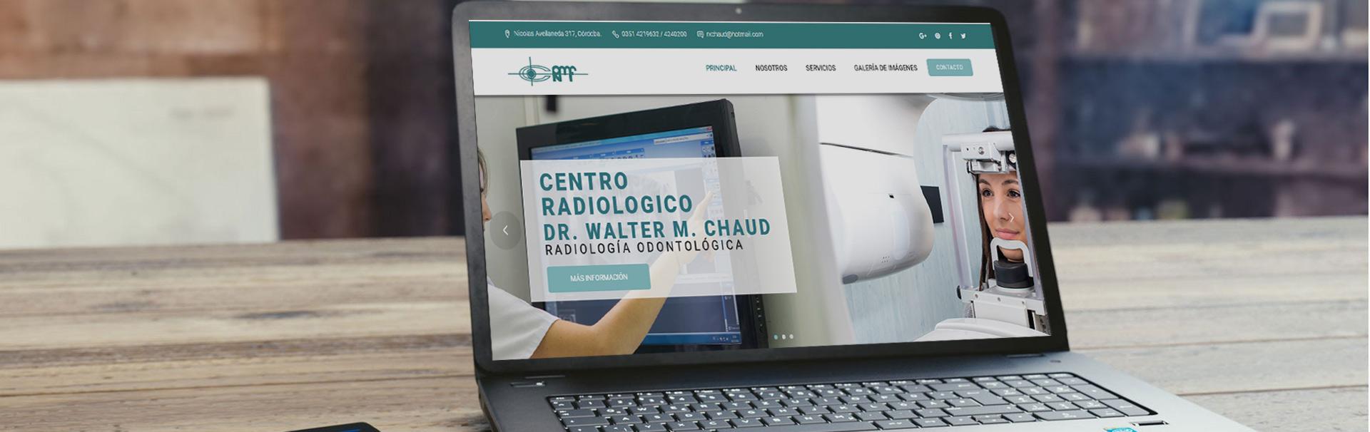 Centro Radiológico. Chaud