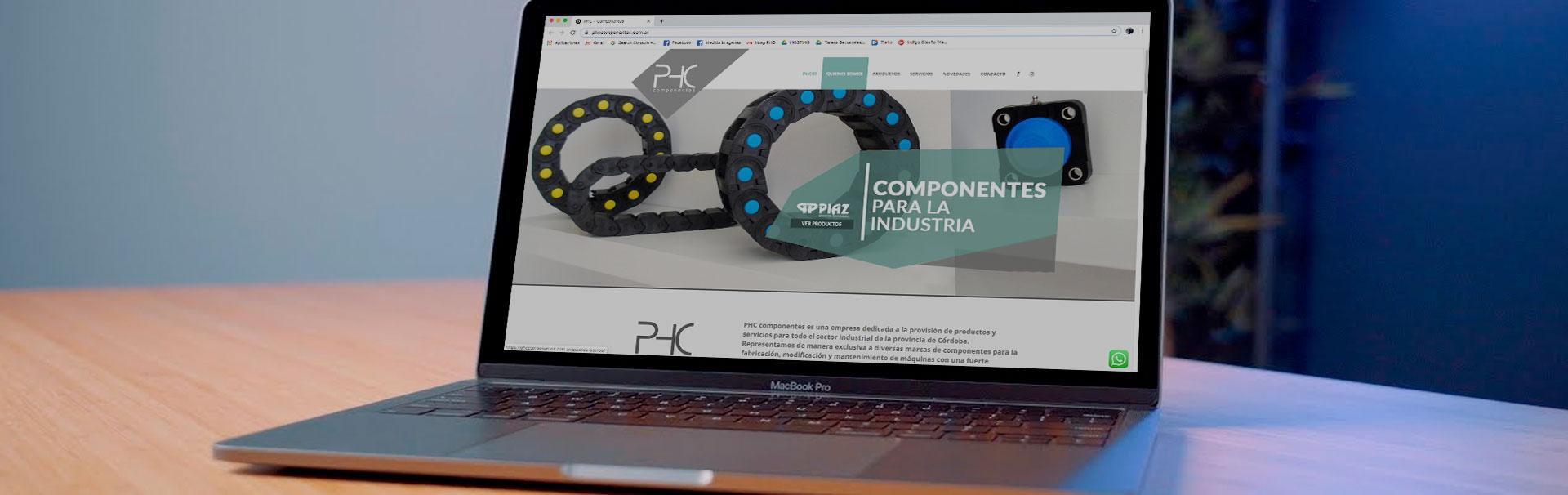 PHC Componentes