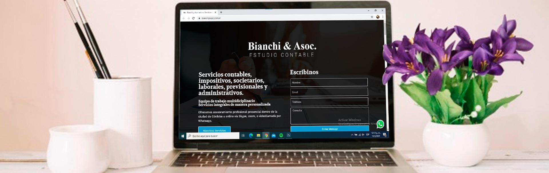 Bianchi & Asoc estudio contable